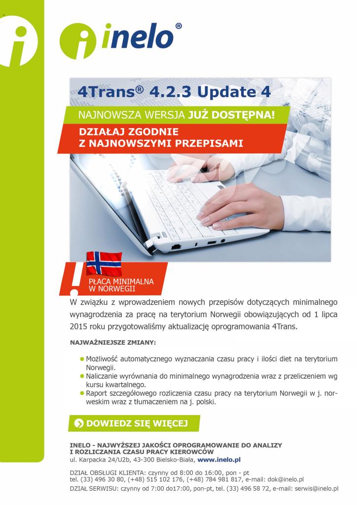 4Trans 4_2_3 update_NOR