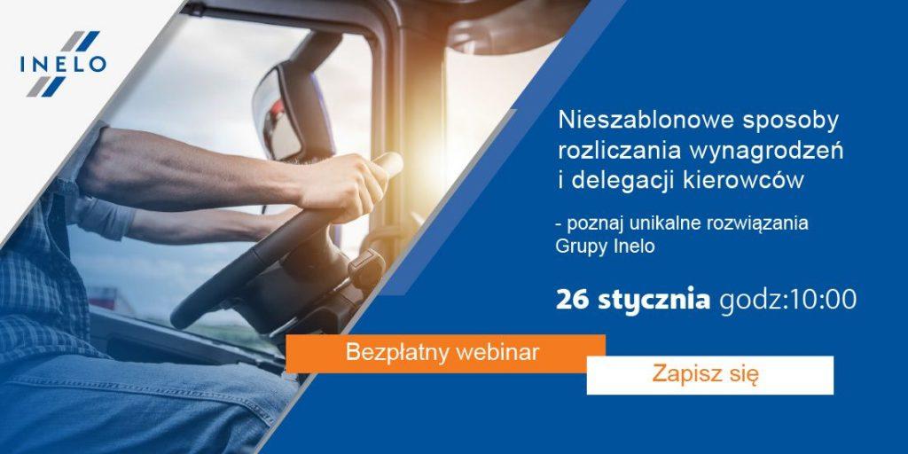 rozliczanie wynagrodzeń i delegacji kierowców
