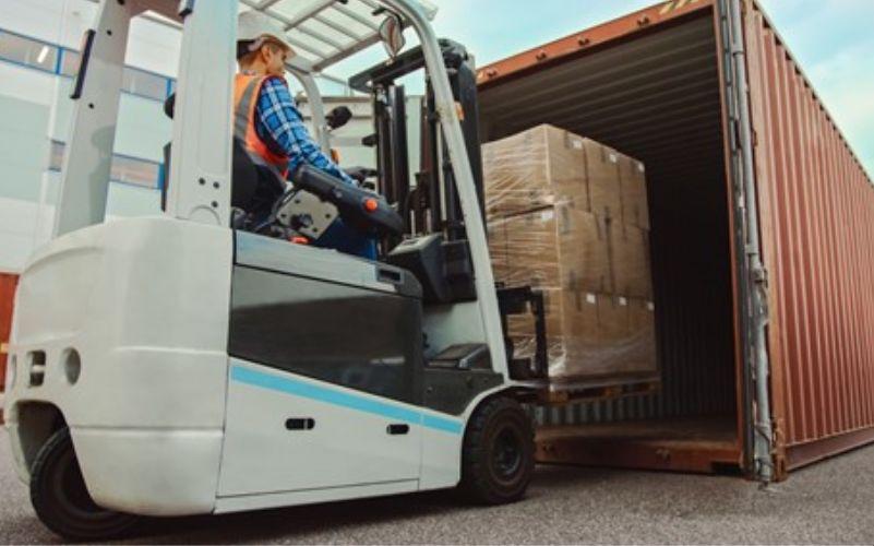 transport FCL, transport LCL, transport całokontenerowy